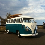 Kombi Surf Wedding